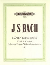 Bach, J.S: The Flute Repertoire Vol.3