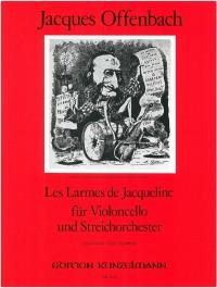 Offenbach, Jacques: Les Larmes de Jacqueline