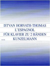 Horvath-Thomas, Istvan: L'espagnol