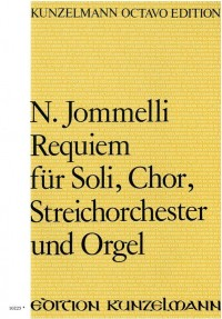 Jommelli, Niccolò: Requiem Es-Dur