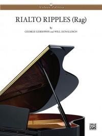 George Gershwin: Rialto Ripples (Rag)