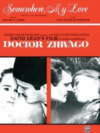 Maurice Jarre: Somewhere My Love (Lara's Theme from Dr. Zhivago)
