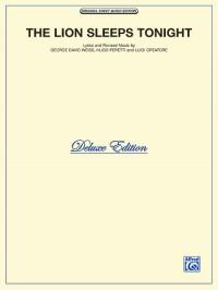 Luigi Creatore/Hugo Peretti/George David Weiss: The Lion Sleeps Tonight (Del. Ed.)