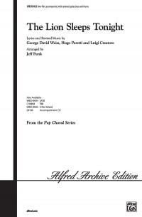 Luigi Creatore/Hugo Peretti/George David Weiss: The Lion Sleeps Tonight 2-Part
