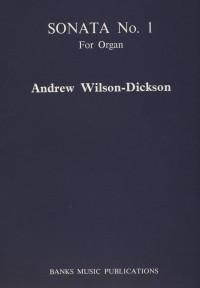Wilson-Dickson: Sonata No.1