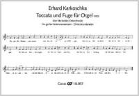 Karkoschka: Toccata und Fuge