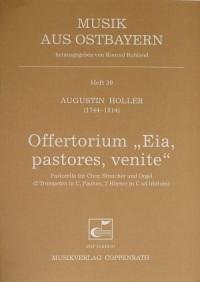 Holler: Eia, pastores, venite (C-Dur)