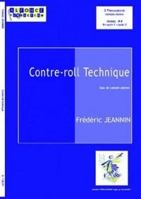 Frederic Jeannin: Contre-Roll Technique