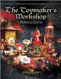 Rebecca Jarvis: The Toymaker's Workshop