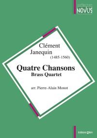 Clément Janequin: 4 Chansons