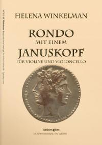 Helena Winkelman: Rondo Mit Einem Januskopf