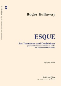 Roger Kellaway: Esque