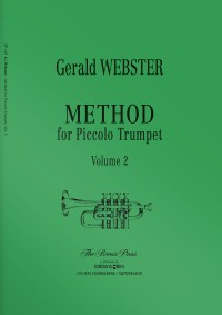Gerald Webster: Method For Piccolo Trumpet 2