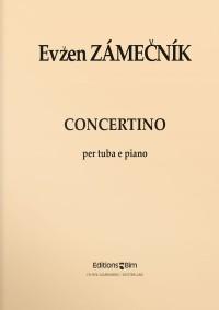 Evzen Zamecnik: Concertino