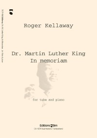 Roger Kellaway: Dr Martin Luther King, In Memoriam