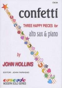 John Hollins: Confetti