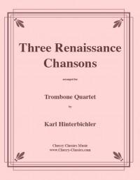 Karl Hinterbichler: Three Renaissance Chansons