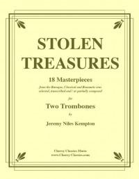 Jeremy Kempton: Stolen Treasures for Two Trombones