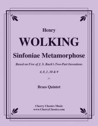 Henry Wolking: Sinfoniae Metamorphose for Brass Quintet