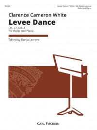 Clarence Cameron White: Levee Dance Op. 27, No. 2