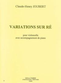 Claude-Henry Joubert: Variations sur ré