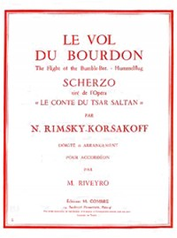 Nikolai Rimsky-Korsakov: Le Vol du bourdon