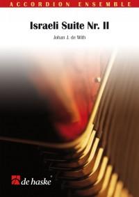 Johan J. de With: Israeli Suite Nr. II