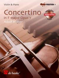 Huber: Concertino in F major Opus 7