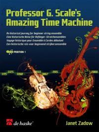 Zadow: Professor G. Scale's Amazing Time Machine