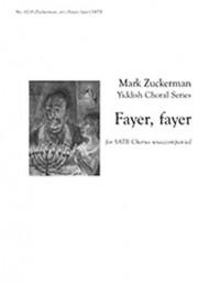 Vladimir Heyfetz: Fayer, Fayer