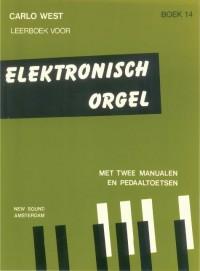 Carlo West: Elektronisch Orgel 14