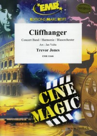 Trevor Jones: Cliffhanger