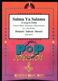 Pierre Delanoë_Salah Jaheen_Jeff Barnel: Salma Ya Salama