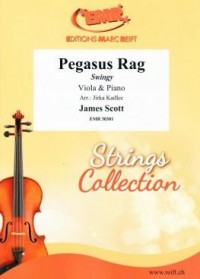 James Scott: Pegasus Rag