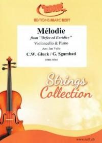 Christoph Willibald Gluck_Giovanni Sgambati: Melodie