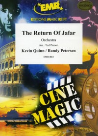 Kevin Quinn_Randy Petersen: The Return Of Jafar