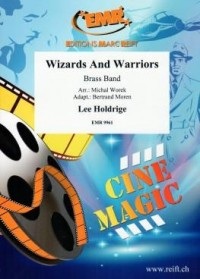 Lee Holdrige: Wizards and Warriors