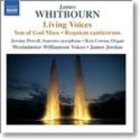 James Jordan: Living Voices: The Music of James Whitbourn