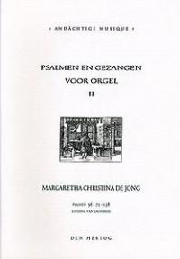A. de Jong: Psalmen & Gezangen 02