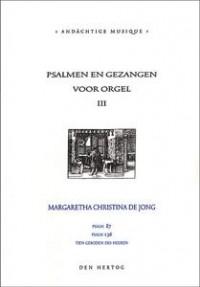 A. de Jong: Psalmen & Gezangen 03