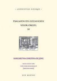 A. de Jong: Psalmen & Gezangen 04