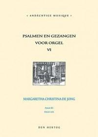 A. de Jong: Psalmen & Gezangen 06