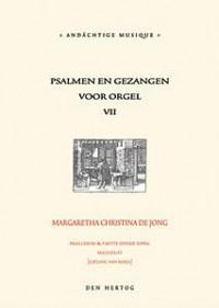 A. de Jong: Psalmen & Gezangen 07