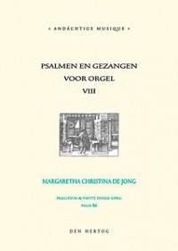 M.C. de Jong: Psalmen & Gezangen 08