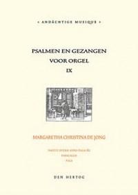 A. de Jong: Psalmen & Gezangen 09