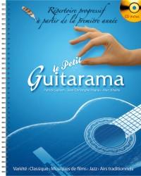 M. Khalifa_JC Hoarau: Le Petit Guitarama