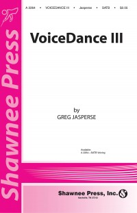 Greg Jasperse: VoiceDance III