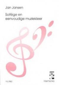 Jan Jansen: Solfége en eenvoudige muziekleer