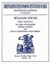 William David Young: Two Sonatas (1653)
