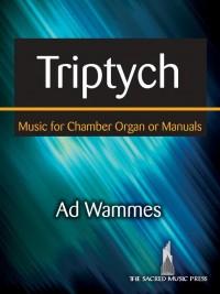 Wammes Miroir Organ Solo Contemporary Instruction Books, Cds & Video